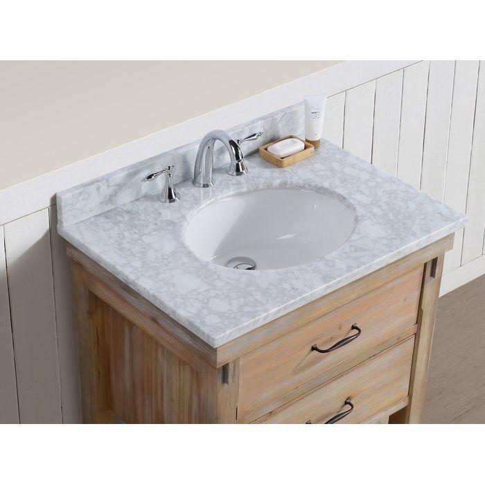 """Kordell 30"""" Single Bathroom Vanity Set Single bathroom"""