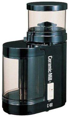 Kalita セラミックミル C 90 ブラック コーヒーミル セラミック コーヒー