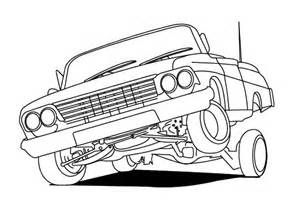 Lowrider Coloring Pages Bing Images Cars Coloring Pages