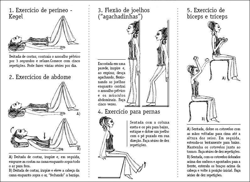 Exercicios Exercicios Kegel Exercicio De Kegel Assoalho Pelvico