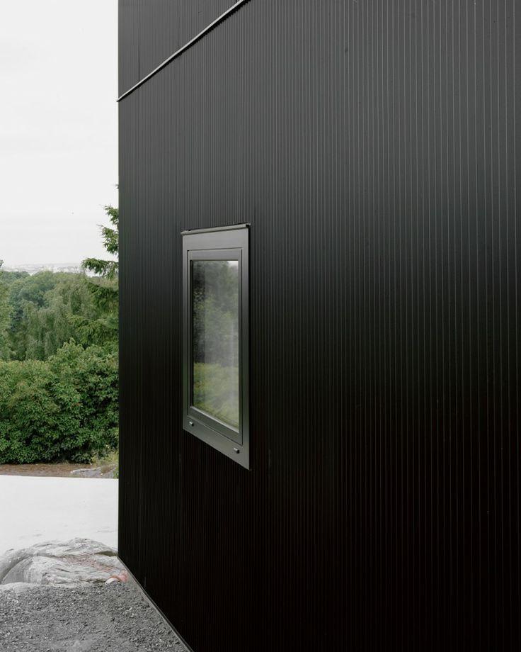 Black Corrugated Metal Building Google Search Metal