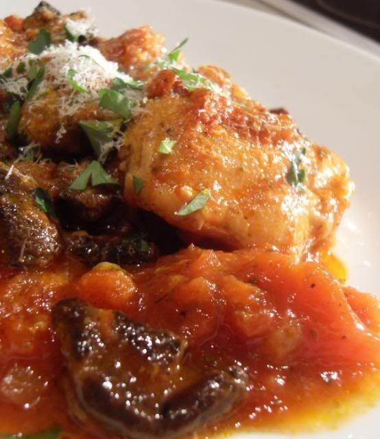 The English Kitchen: Chicken Cacciatore