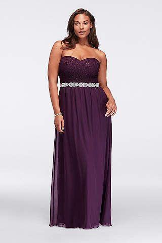Bridesmaid Dresses & Gowns (100+ Colors) | David\'s Bridal | wedding ...