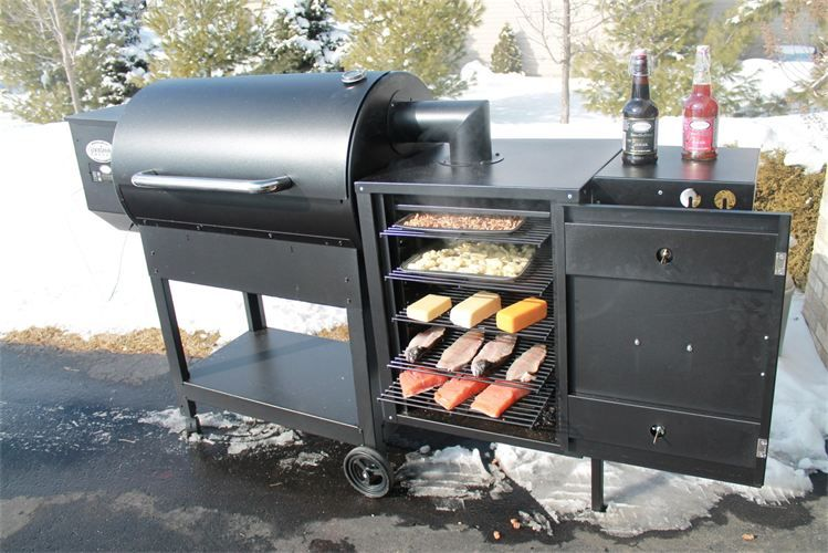 Choose the smoker grills to look out for forno de pizza