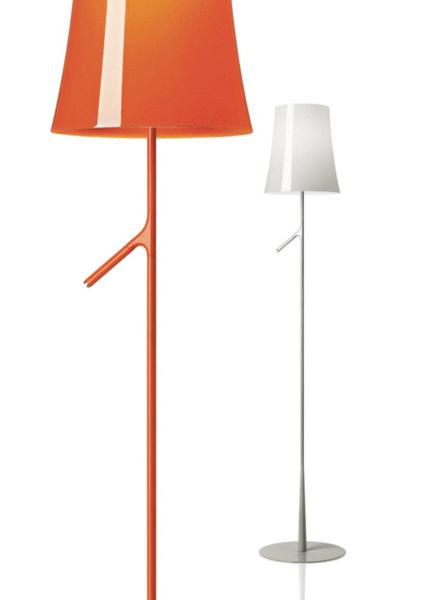 Foscarini Birdie Floor Lamp With Dimmer Switch Floor Lamp