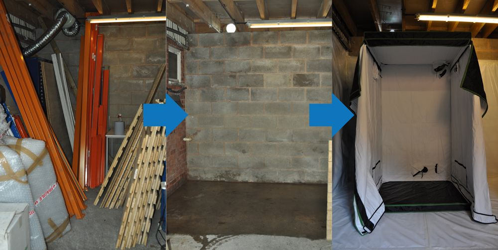Building Your First Indoor Grow Room ? #growmeduni #growroom
