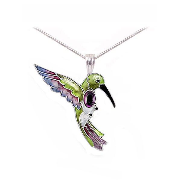 Top 10 Jewelry Gift Sterling Silver Hummingbird Charm