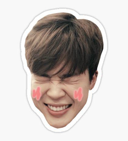 Exo Stickers Bts Jimin Pegatinas Bts