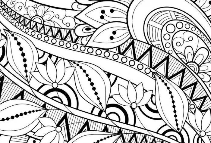 Unduh 89+ gambar abstrak hitam putih mudah Paling Bagus