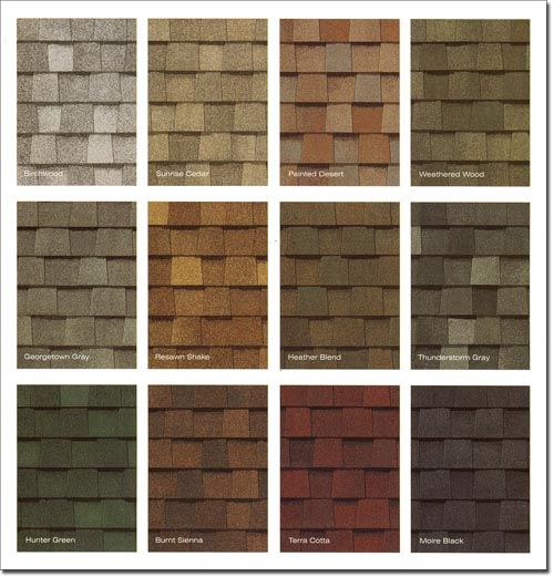 New Jersey Shingle Roof Color Choices M M Construction Roofing Windows Siding Replacement Windo Roof Shingle Colors Shingle Colors Red Roof House