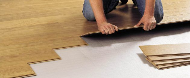 Flooring 101 Uniclic Makes Laminate Flooring Installation A Snap