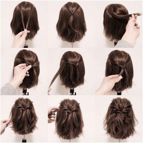 Haartypen für mittlere Haare #typesofhairstyles