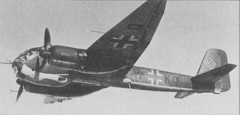 Luftwaffe Resource Center - Bombers - A Warbirds Resource Group Site