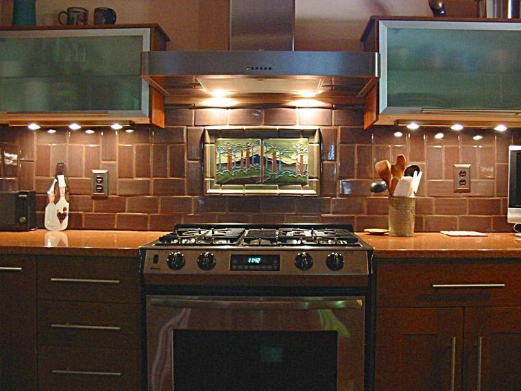 motawi craftsman kitchen mission