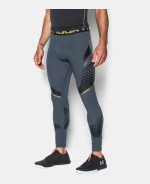 3229011e8d Men's HeatGear® Armour Zone Compression Leggings $89.99 | Fashon ...