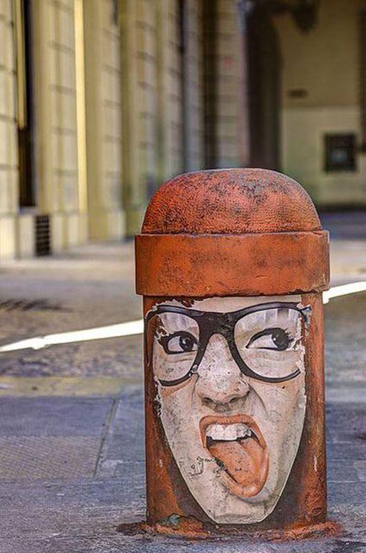 Street Art Bologna Italie Street Art Street Art Graffiti Sidewalk Art