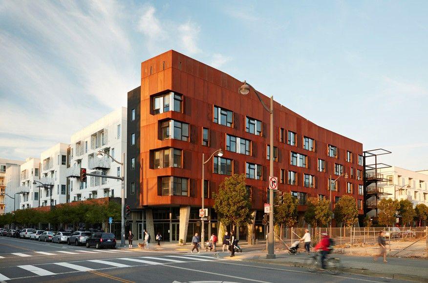 Five88 Architect Magazine David Baker Architects San Francisco Ca Multifamily New Construction 2018 Architect Magazine David Baker Multifamily Housing