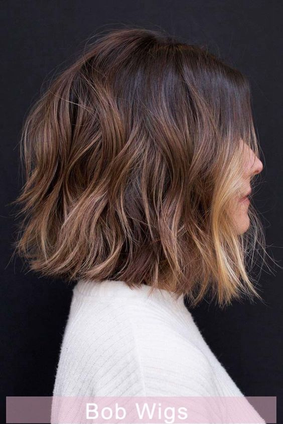 How To Choose Bob 99+ Cute Short Bob Hairstyles for Women On Wigsfox Bob Wigs Online