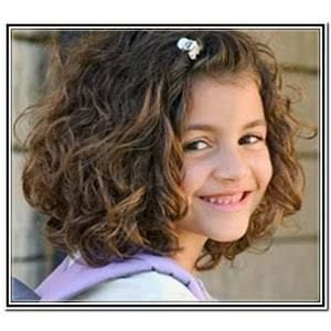 haircuts for little girls with curly hair  google search