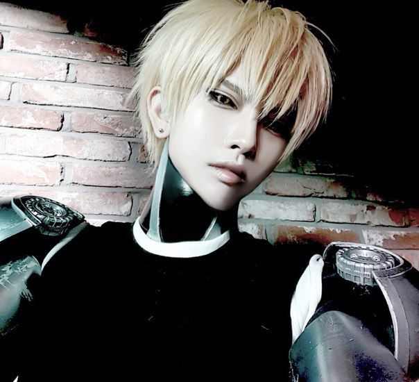 One Punch Man cosplay #opm #genos