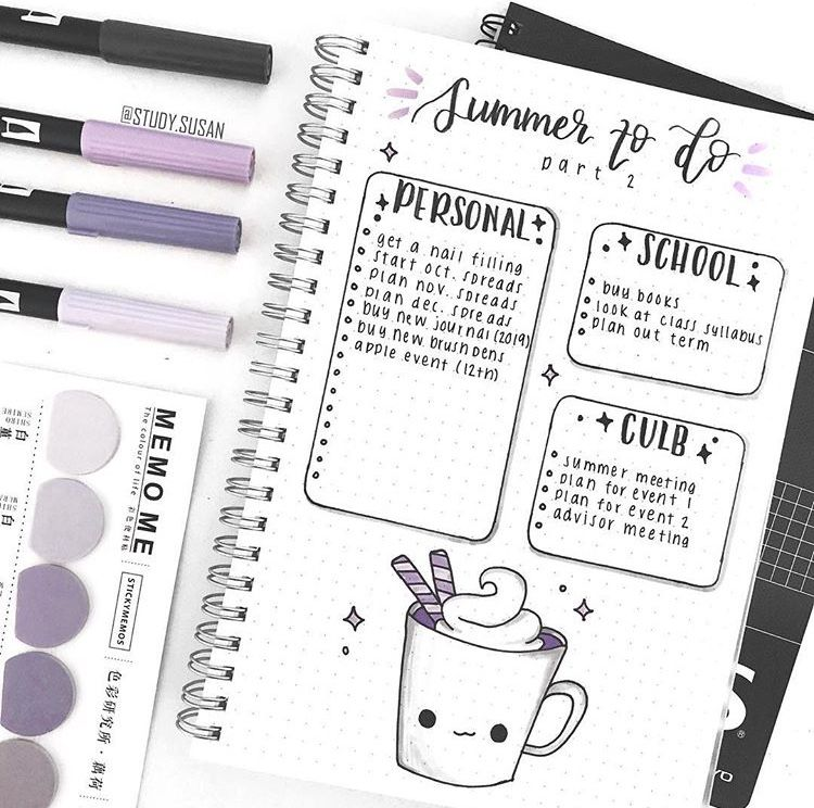 By Study Susan Bullet Journal Inspiration Bullet Journal 2019 Bullet Journal Doodles
