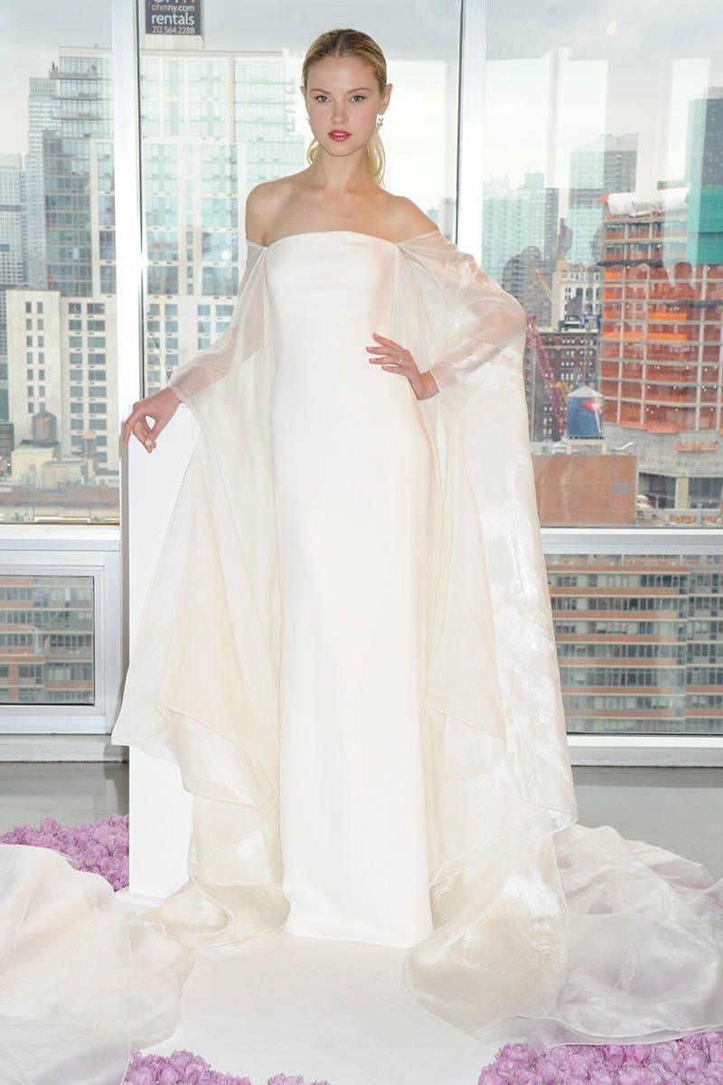 55 Dreamy Wedding Gowns From The Fall 2015 Bridal Season Unconventional Wedding Dress Bridal Fashion Week 2015 Bridal Fashion Week