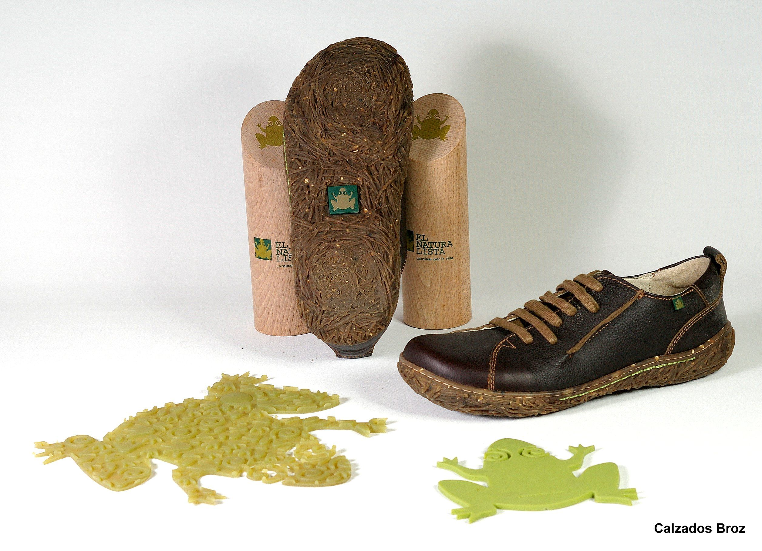 c0859d1d Colección El Naturalista. Zapato de piel con cordón - Marrón. (home ...