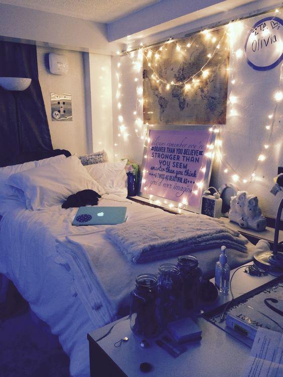 20 amazing penn state dorm rooms for dorm decor inspiration - Dorm Decor Ideas