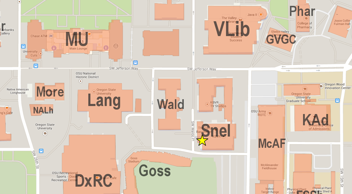 Osu Food Pantry Campus Map Osu Campus Resources Pinterest
