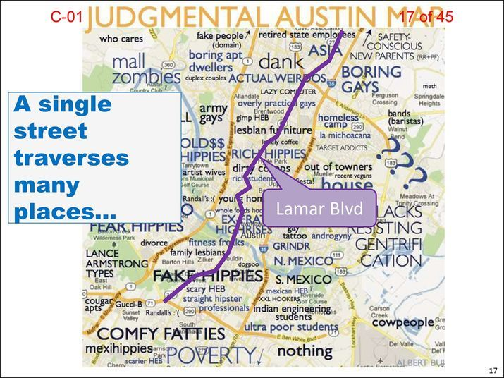 City staffer quits after flap over \'Judgmental Austin\' map | www ...