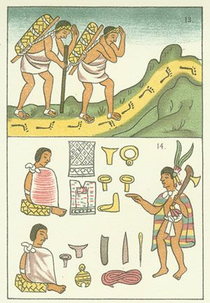 What Was the Aztec Social Structure?