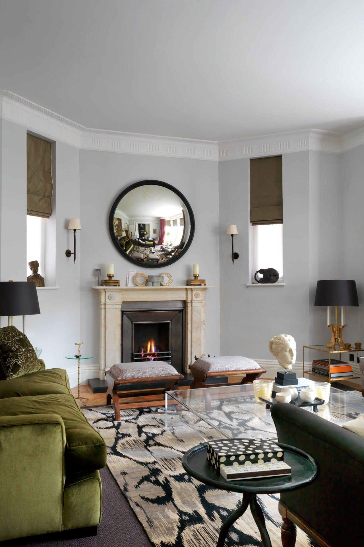 Room Mark Smith Interiors Living rooms