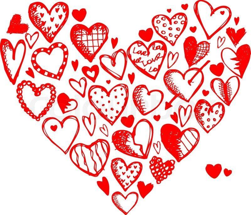 Valentine Heart Designs Valentines design, Valentine