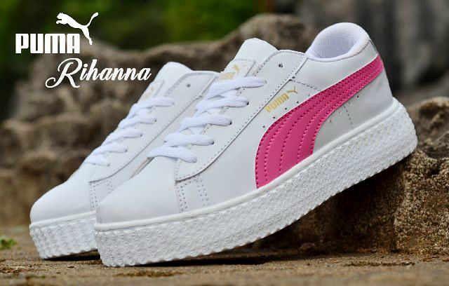 Puma Rihanna Women Wp Size 37 40 Harga 250 Pemesanan Hubungi Pin