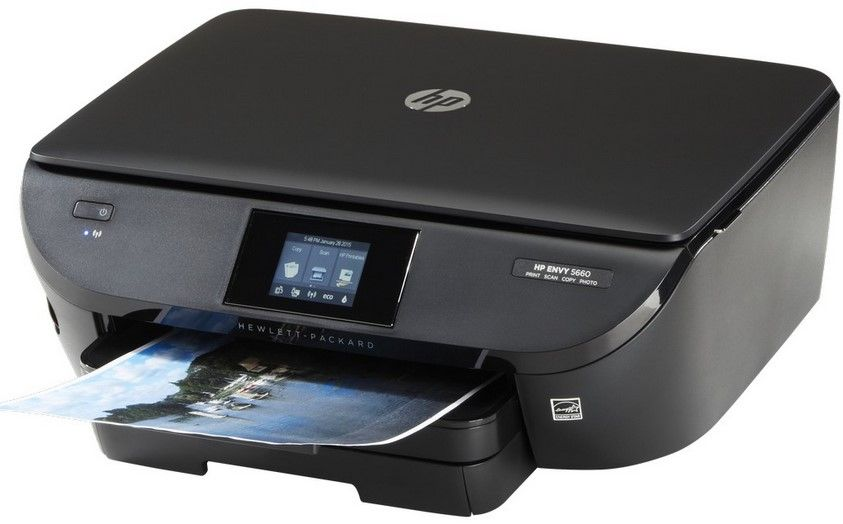 HP Envy 5660 Driver Printer Download | Printer, Wireless ...