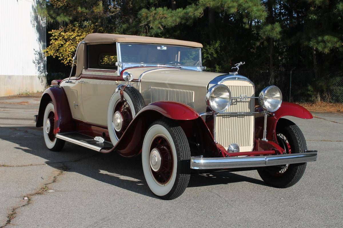 1931 mclaughlin buick 90 series convertible for Mclaughlin motors used cars