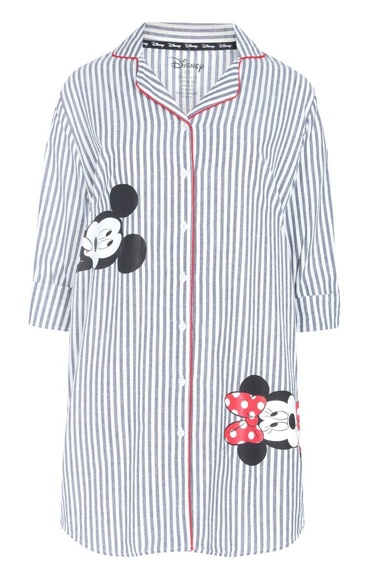 18bc55516 Camisón de Mickey y Minnie Mouse