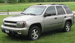 Chevrolet Trailblazer 2007 Car Shop Service Manual Repair7