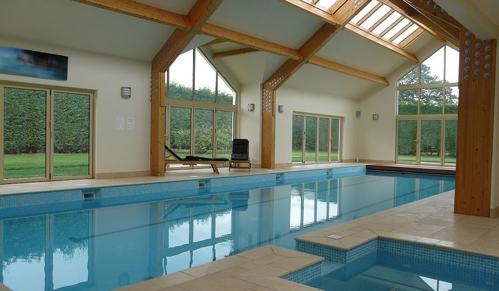 indoor pools residential Discuss your project 01629 814481 or - location chalet avec piscine interieure