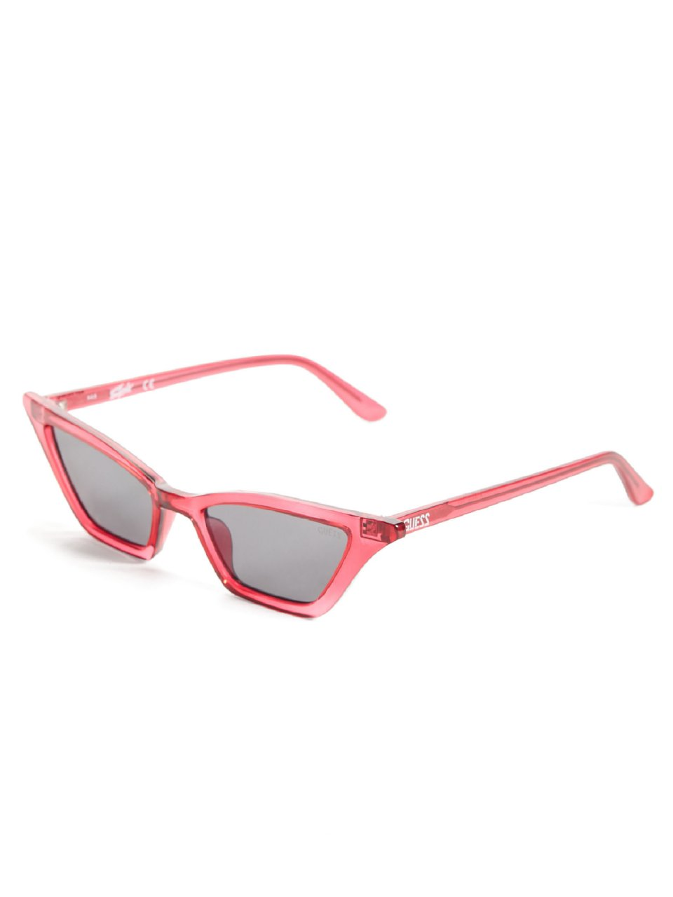 497e49740 GUESS Originals Pointed Cat-Eye Sunglasses in 2019   Products   Cat ...