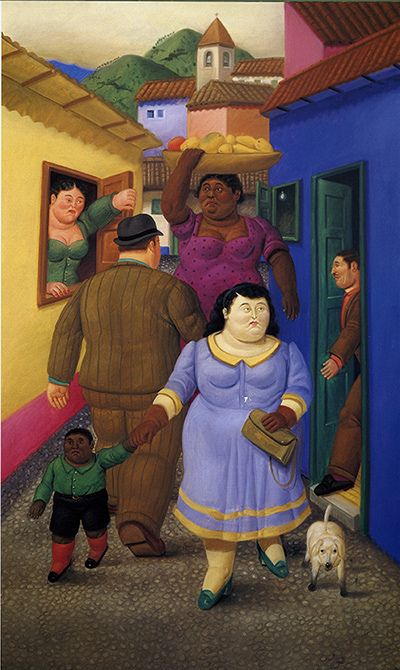 Pin On Fernando Botero