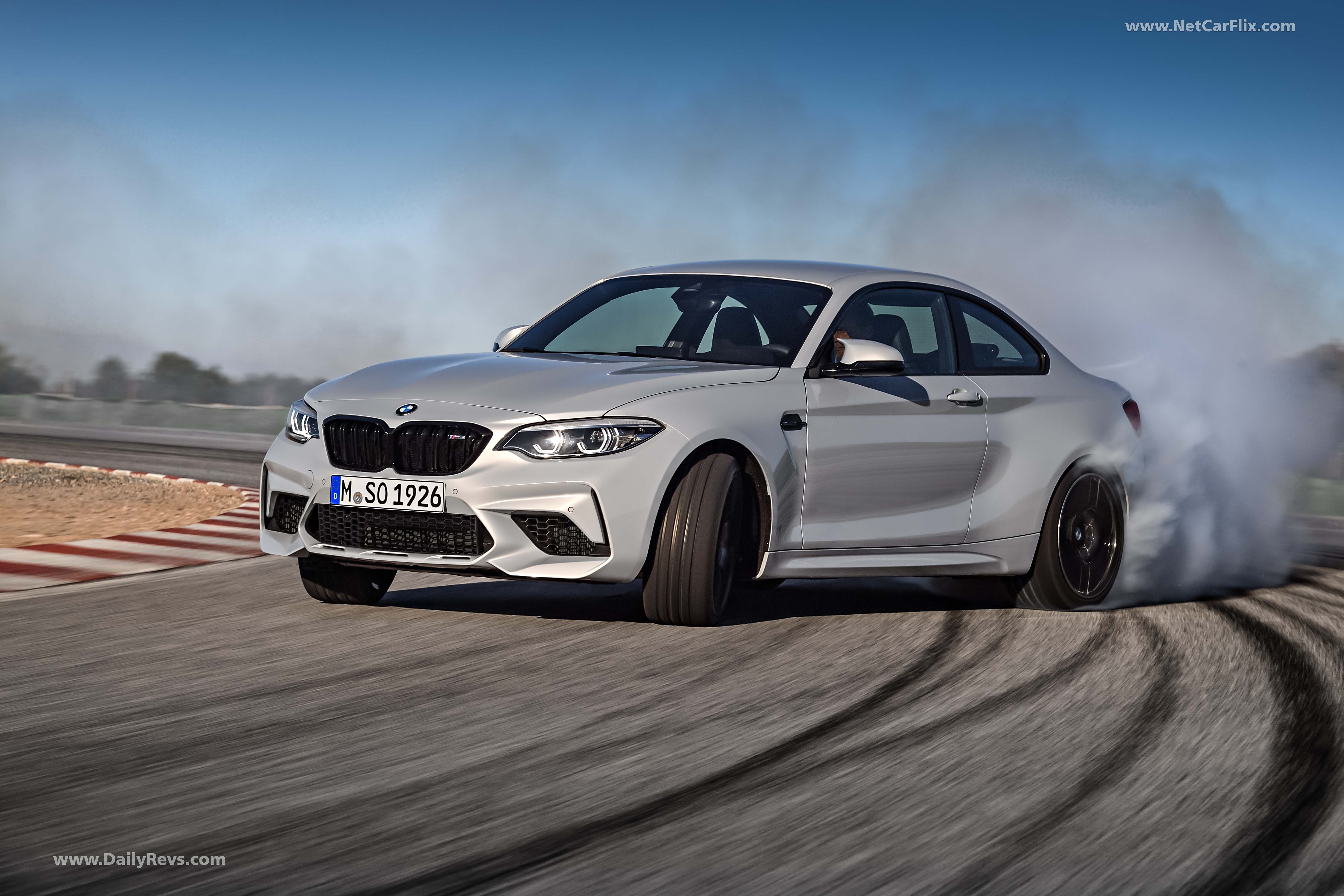 2019 Bmw M2 Competition Hq Pictures Specs Information And