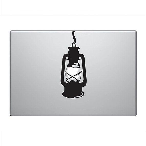 Hanging Lantern Vinyl Decal Sticker To Fit Macbook Pro - Custom vinyl stickers macbook