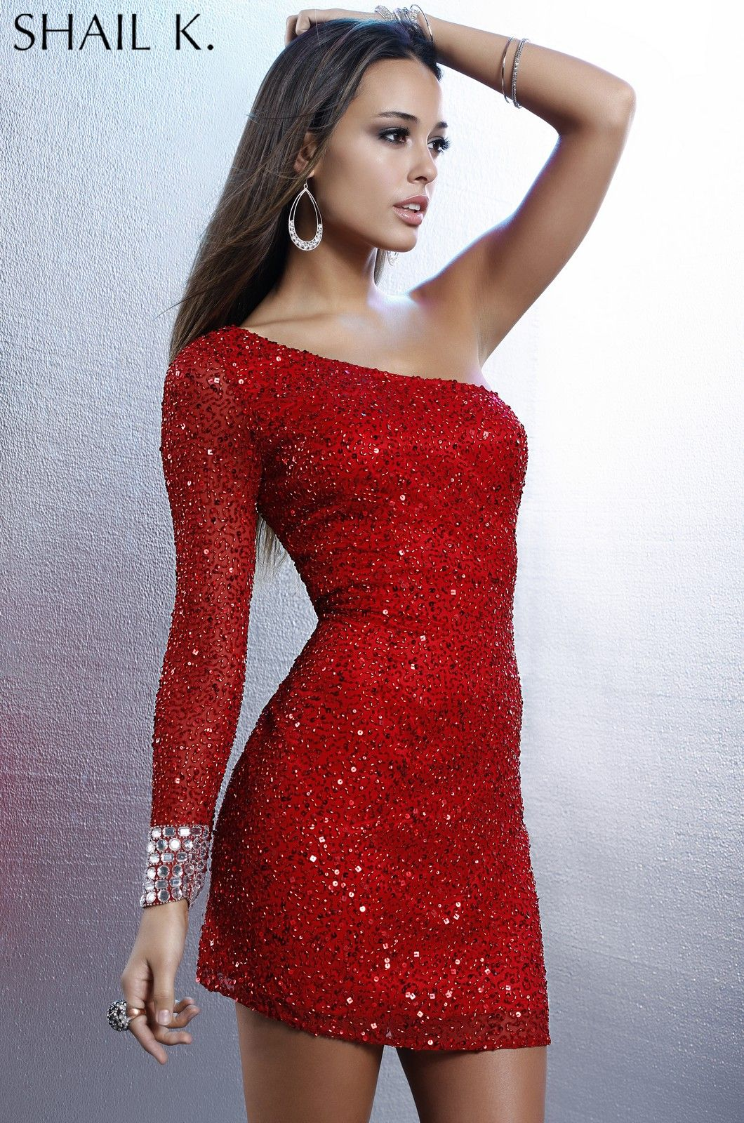 Evening dressescocktail partydresses by shail knight to