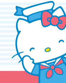 159bab67e Hello sailor Hello Kitty | HK | Hello kitty art, Hello kitty ...