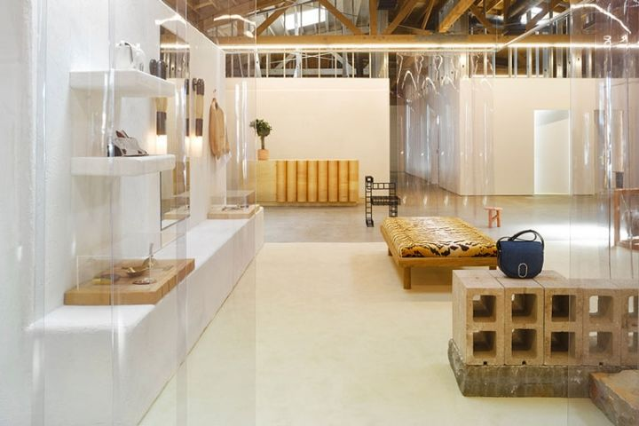 3.1 Phillip Lim Store By Kate McCullough And MR Architecture + Decor, Los  Angeles U2013