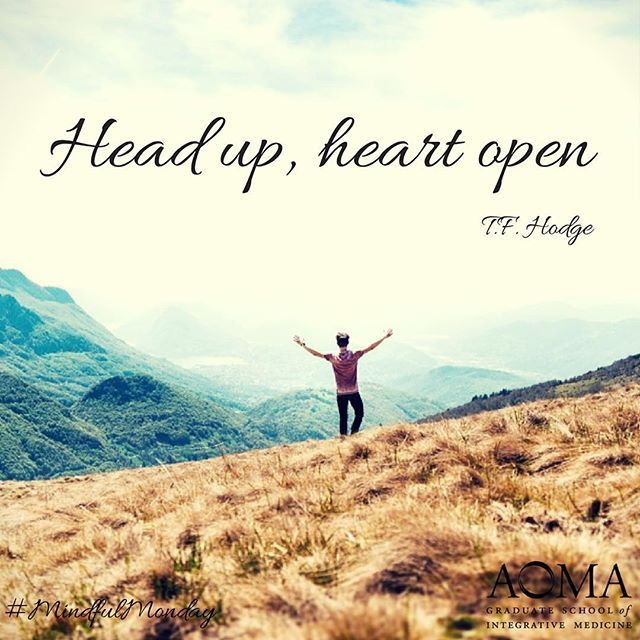 Mindfulmonday Do You Live With An Open Heart Quotes Integrativelife Open Heart Quotes Heart Quotes Yoga Quotes