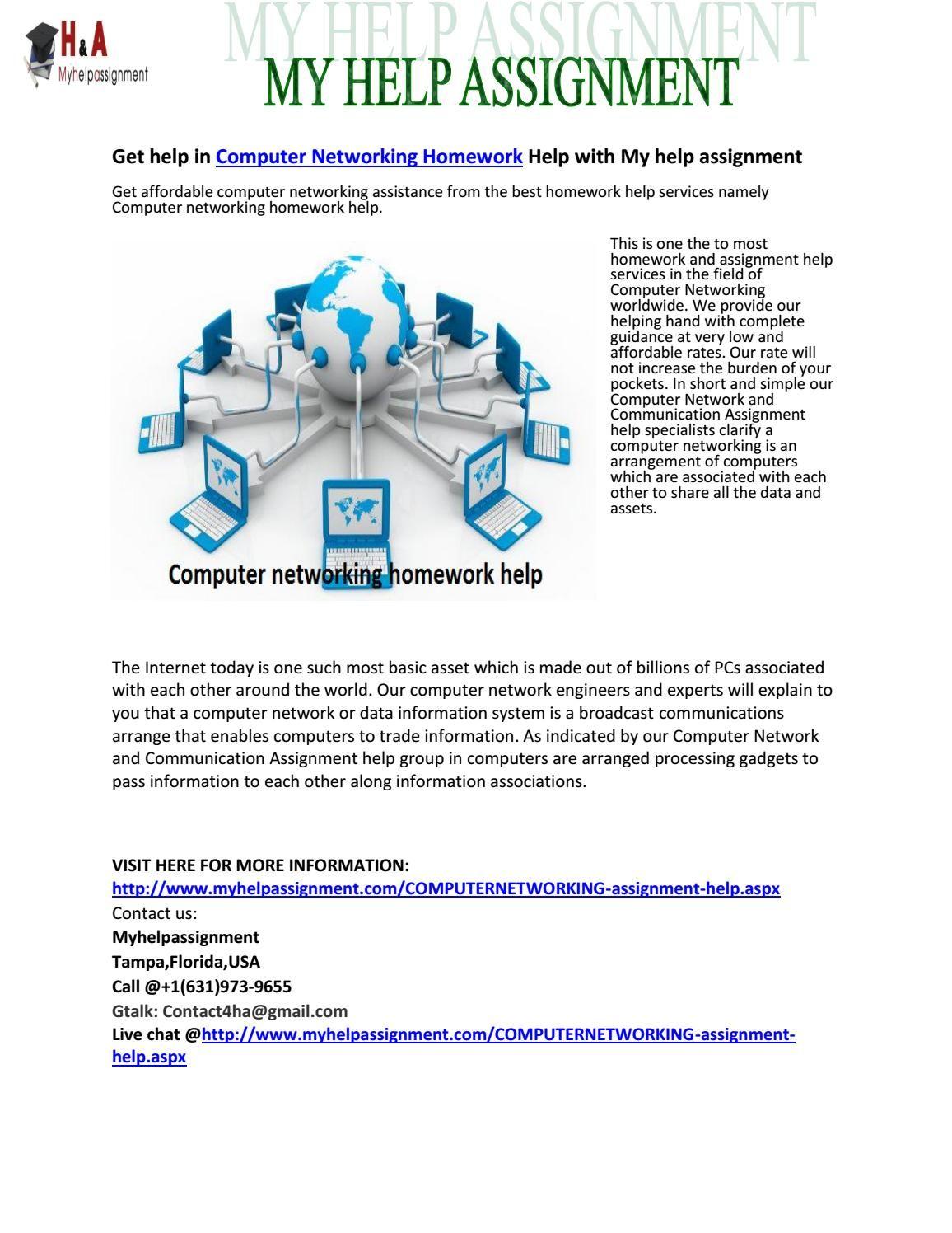 We are CompNetworkHelp.com