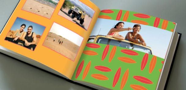 Find a Groupon Coupon for Inkubook and make a scrapbook ...