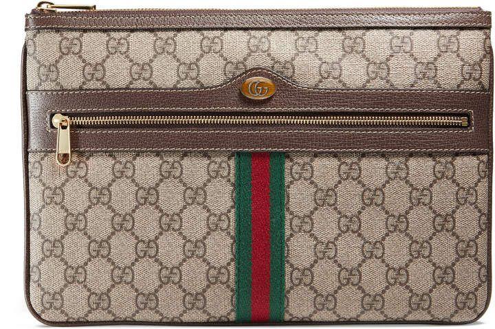 765a8db41a5 Gucci Ophidia GG Supreme pouch